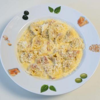 11 Schinken-Käse-Sahne-Sauce