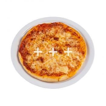 Maxi Pizza nach Wunsch (40cm)