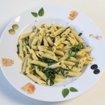 15 Gorgonzola-Spinat-Sahne-Sauce